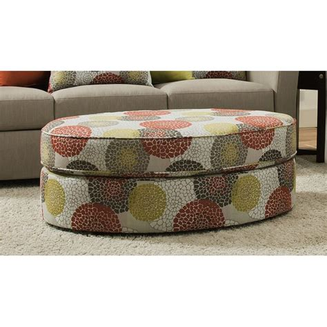 Roulston Simmons Upholstery Cocktail Ottoman