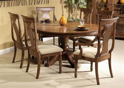 Round Dining Room Tables For 6