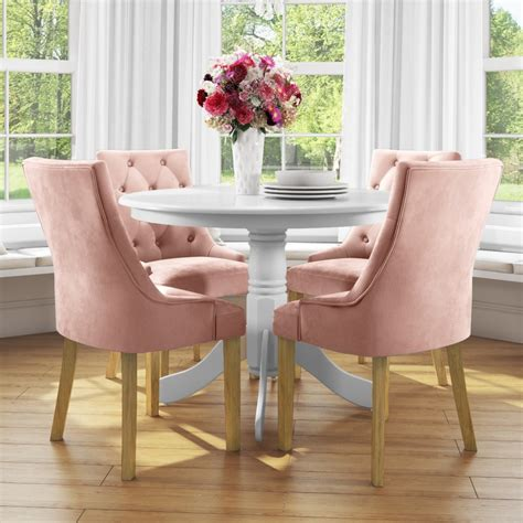 Round Dining Table Small