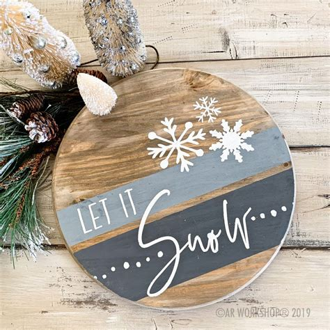 Round Wood For Crafts