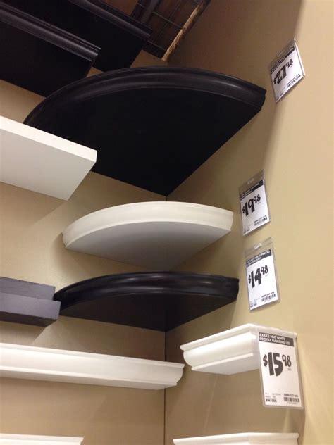 Rounded Corner Shelf