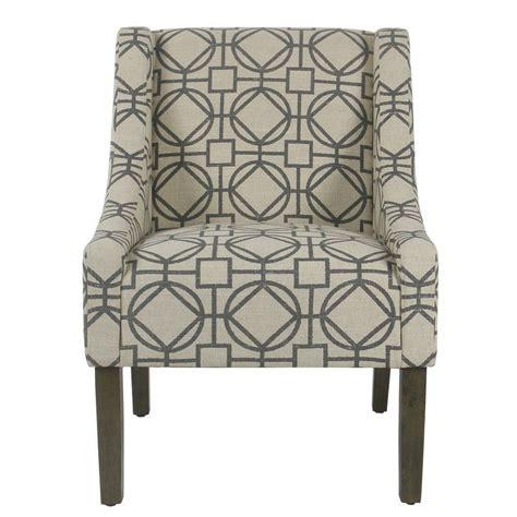 Roussel Modern Swoop Armchair
