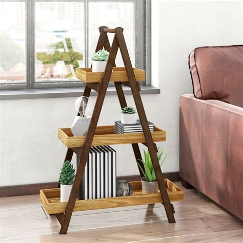 Route Multi-Tiered Plant Stand