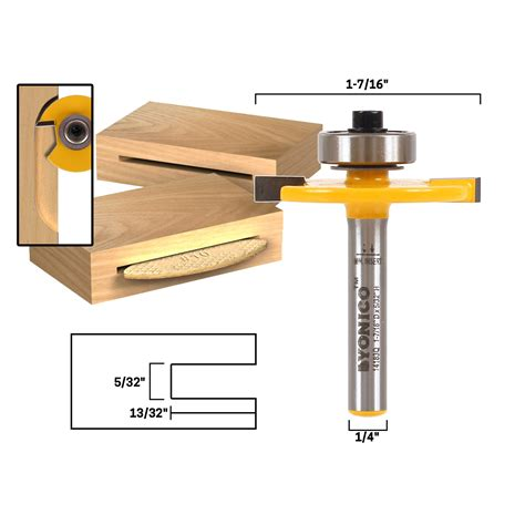 Router Bit For Biscuit Joint