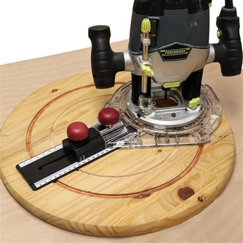 Router Jig For Circles