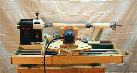 Router Lathe Woodworking Plans