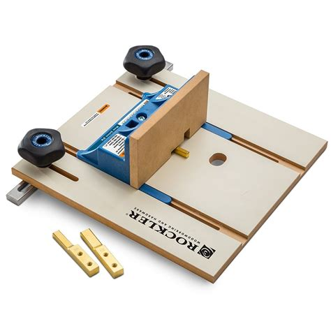 Router Table Finger Joint Jig