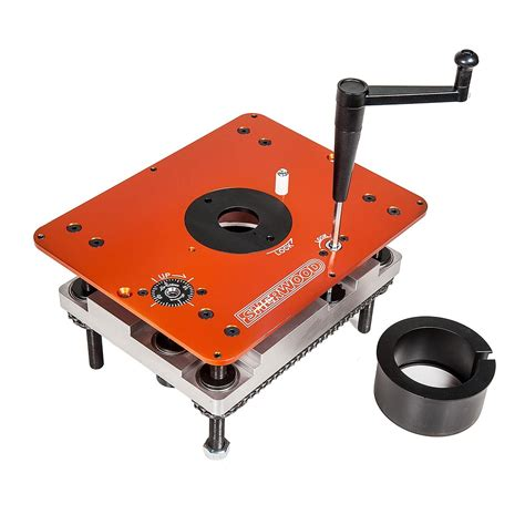 Router Table Plate