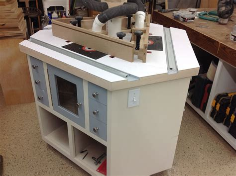 Router Table Project Ideas