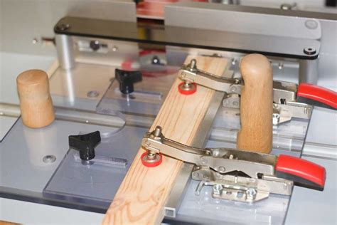 Router Table Sled Jig