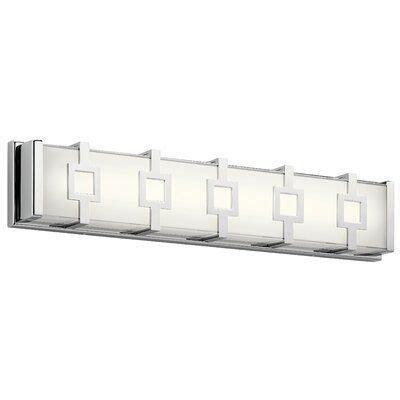 Rozek Contemporary 1-Light LED Bath Bar