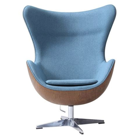 Ruddell Swivel Wingback Chair