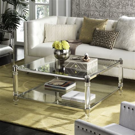 Rudisill Acrylic End Table
