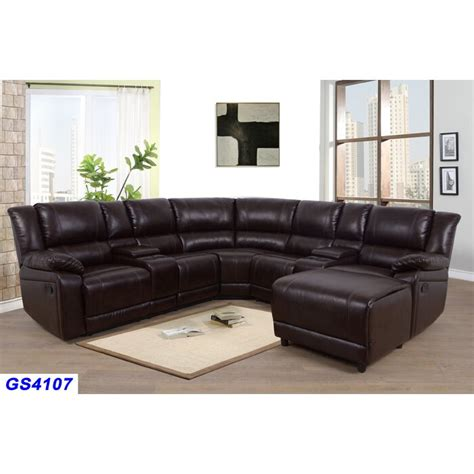 Rudnick Reclining Sectional
