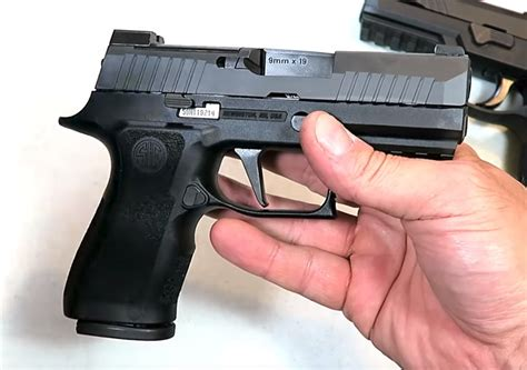 Sig-P320 Rugar Lc9 Commared To Sig P320.
