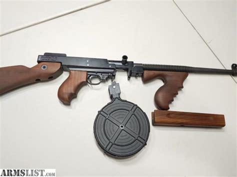 Tommy-Gun Ruger 10 22 Tommy Gun Barrel.