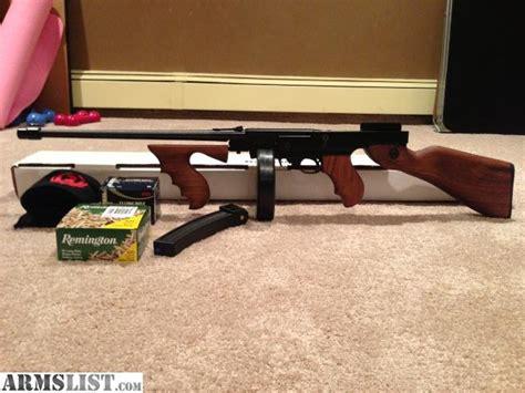 Tommy-Gun Ruger 10 22 Tommy Gun Conversion.