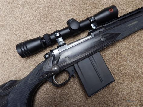 Rifle-Scopes Ruger Scout Rifle Scope.