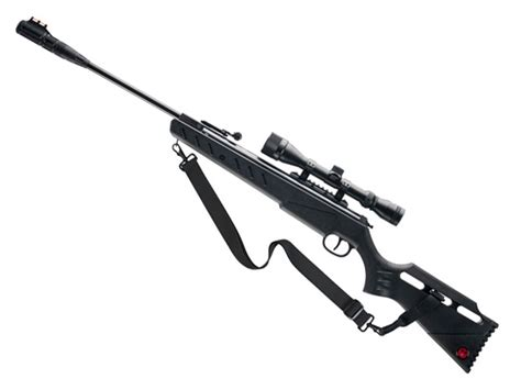 Rifle-Scopes Ruger Targis Hunter 22 Pellet Air Rifle With Scope.