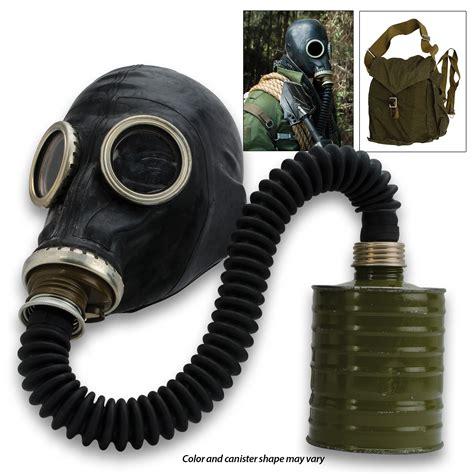 Army-Surplus Russian Army Surplus Gas Mask.