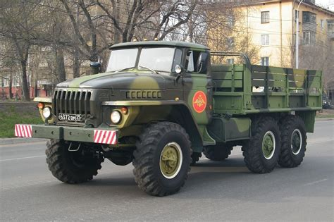 Army-Surplus Russian Army Surplus Trucks.