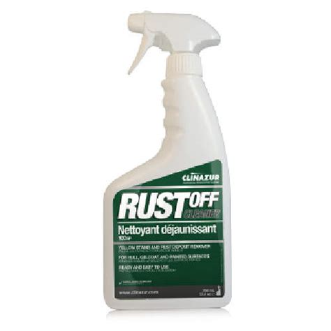 Rust Off Cleaner