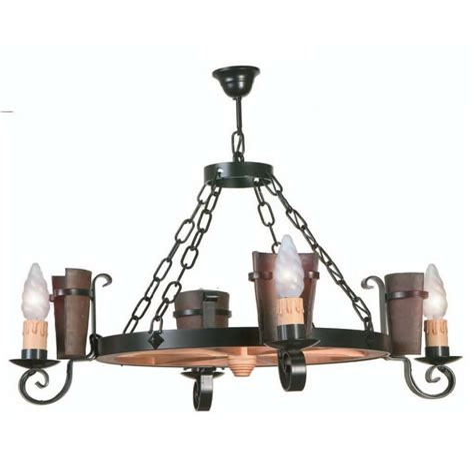 Rustikale Lampen