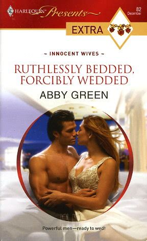 Read Books Ruthlessly Bedded, Forcibly Wedded (Innocent Wives #2) Online