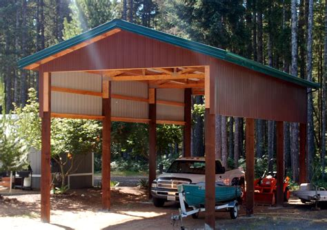 Rv Carport Building Plans