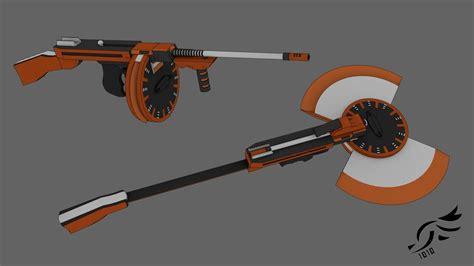 Tommy-Gun Rwby Tommy Gun.