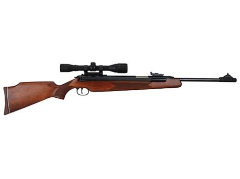 Rifle-Scopes Rws Model 52 Air Rifle With Scope.
