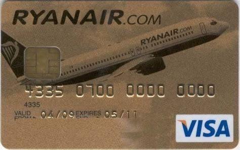 Ryanair Credit Card Bonus Flights Credit Card Rewards Moneysavingexpert