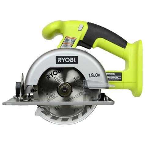 Ryobi 18v Circular Saw