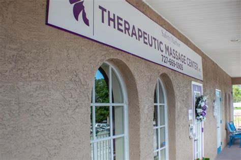 safety harbor therapeutic massage center inc