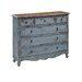 Saffron 6 Drawer Cabinet