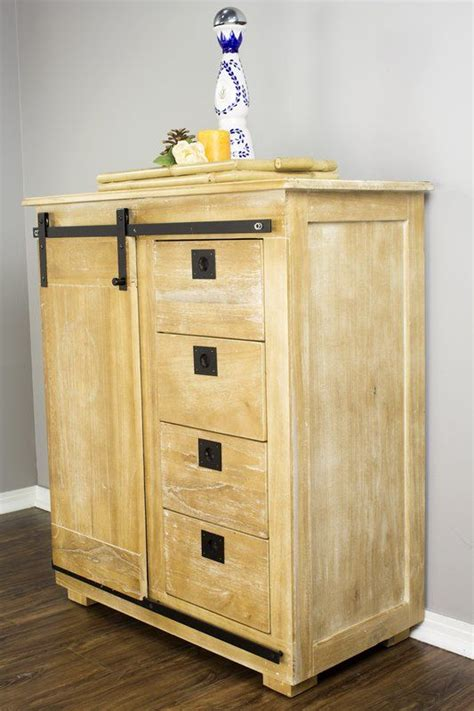 Sagar 4 Drawer 1 Door Accent Cabinet