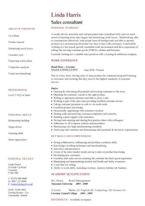 Pre Sales Consultant Resume Objective Cover Letter For It Manager
