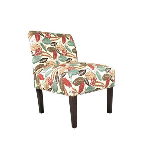 Samantha Button Tufted Slipper Chair