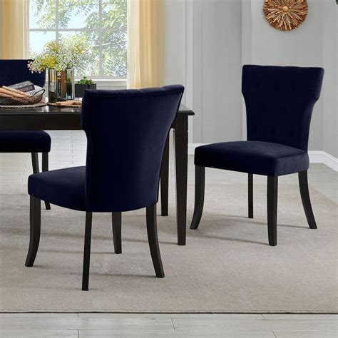Samara Upholstered Dining Chair (Set of 2)