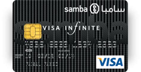 Credit Card Application Monthly Income Samba Credit Card Application