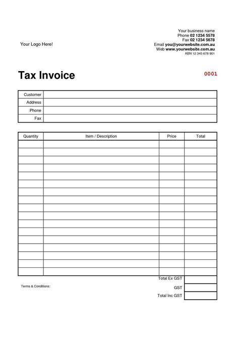 Dj Invoice Template Free Download Operlyinginfo - Blank dj invoice
