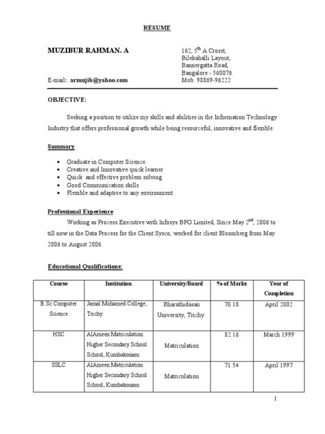 sample cv format nigeria bill of sale form to print free sample resume cover sample resume - Professional Nursing Resume