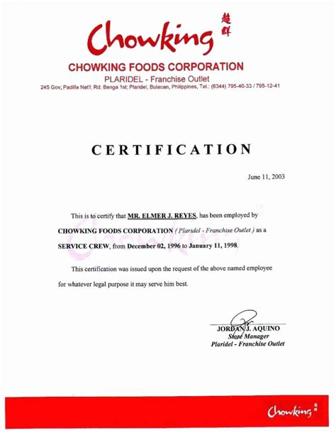 Sample certificate attendance seminar choice image certificate sample certificate attendance seminar resume templates download yadclub Images