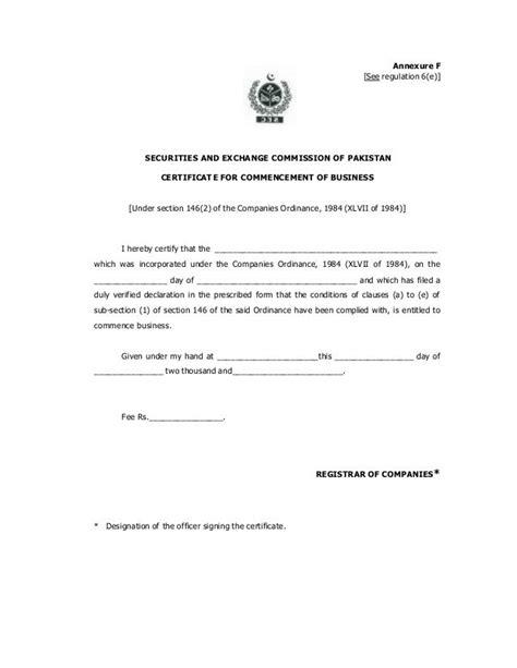 Sample certificate of business closure resume job duties sample certificate of business closure sample business closure letter to customers bizfilings yadclub Choice Image
