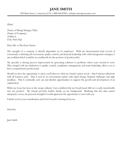 Sample Cover Letters Nursing Cover Letter Example Nursing Careerperfect