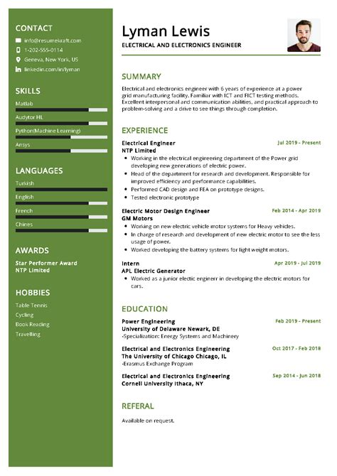 sample cover letter for semiconductor engineer electrical engineer cv template careeroneau - Semiconductor Engineer Sample Resume