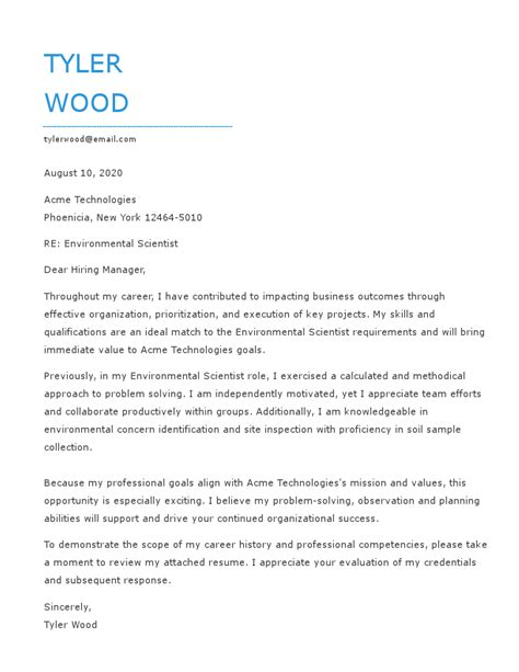 admissions assistant cover letter