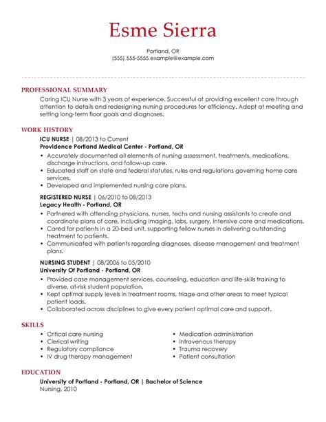 sample cv for dialysis nurse nurse resume samples and examples nurseprose - Dialysis Nurse Resume Sample