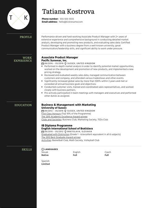 Sample Cv Customer Service Executive Sample Associate Cv Associate Cv Formats Templates