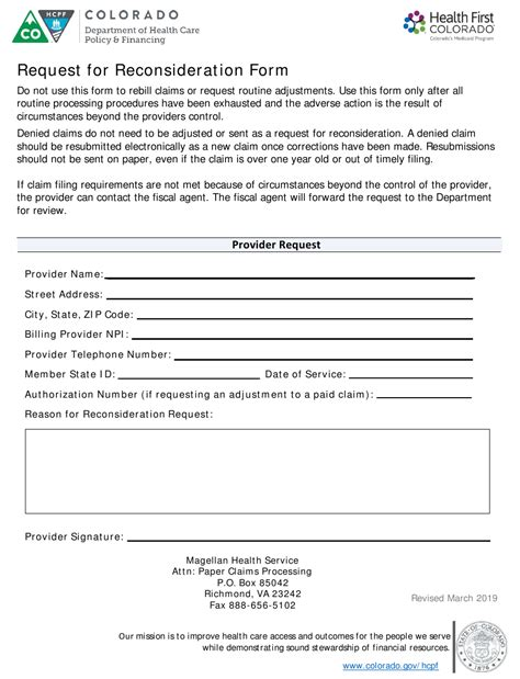 sample form motion for reconsideration request for reconsideration form ssa 561